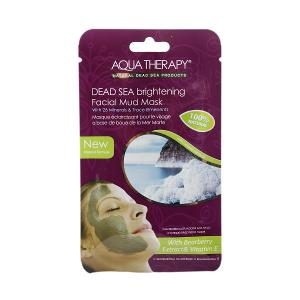 Aqua Therapy Dead Sea Brightening Facial Mud Mask 50g