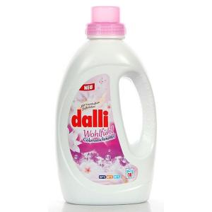 Dalli Wohlfuhl Colour Liquid Detergent (1.35 ltr)