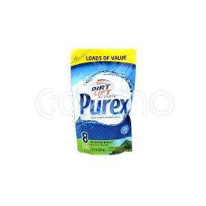 Purex Liquid Laudry Detergent Mountain Breeze 354ml