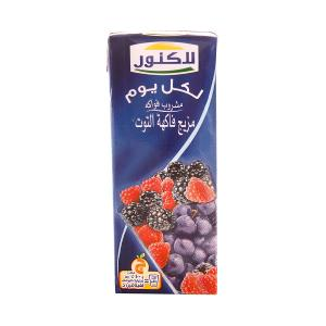 Lacnor Mixed Berries Fruit Drink (180 ml)