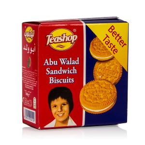 Teashop Abu Walad Sandwich Buscuits (100 g)