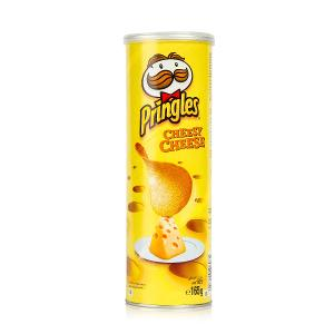 Pringles Chips Cheesy Cheese (165 G)