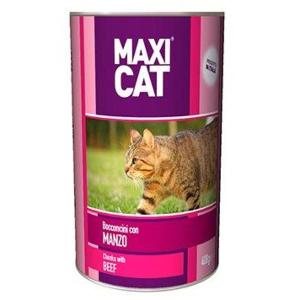Maxi Cat Chunks with Beef (400 g)