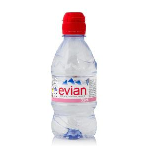 Evian Pure Mineral Water (33 Cl)
