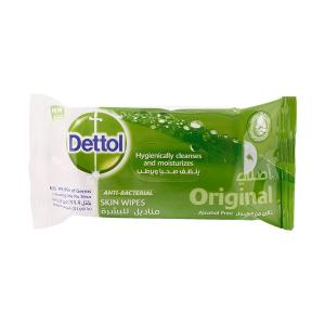 Dettol Anti Bacterial Wipes (10pcs)