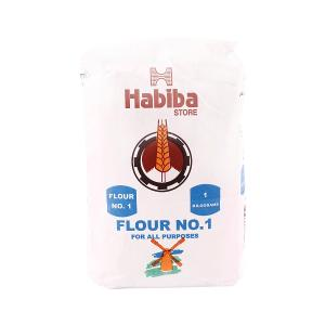 Qatar Habiba Flour No.1 All Purposes (1 kg)