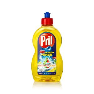 Pril Dishwashing Liquid Lemon (500 ltr)