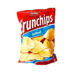 Lorenz Crunchips Salted (175 g)