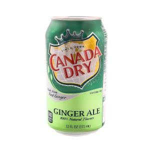 Canada Dry Ginger Ale Drink 355ml