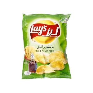 Lay's Chips Salt & Vinegar (75 g)