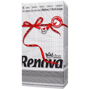 Renova Napkins- White Color