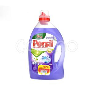 Persil Advanced Power Lavender Gel Front Load Detergent 3 Ltr